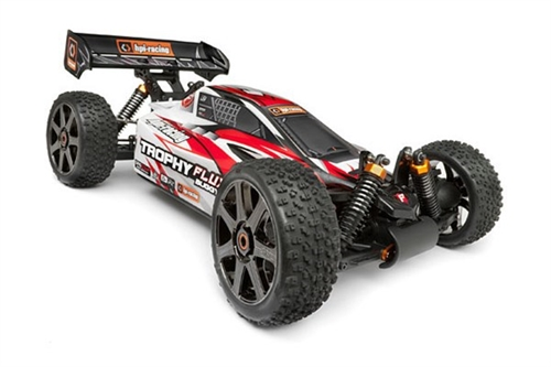 TROPHY BUGGY FLUX 1:8 4WD ELECTRIC BUGGY R/C