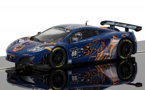 McLaren 12C GT3, Von Ryan Racing
