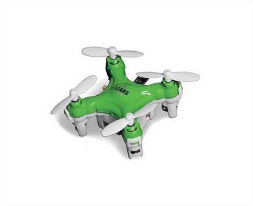 Nano Quadcopter Star Micro 2,4G 4CH 4ass.color #463257