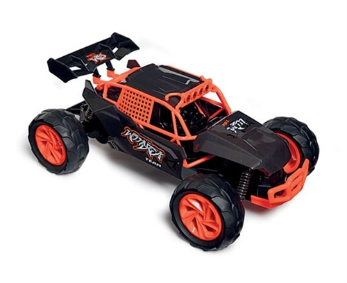 TRUCK R/C 1/14 RTR 2,4 G NIMH ORANGE/SORT-USB LADE