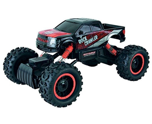 ROCK CRAWLER RC CAR 1:14 RED