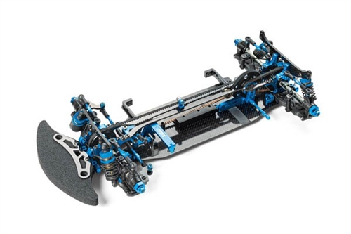1:10 R/C TRF420 CHASSIS KIT