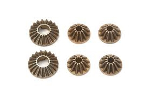 Steel Gear Diff Unit Bevel Gear Set