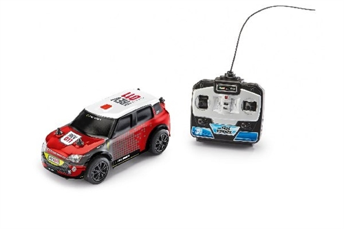 "RC RALLY CAR ""FREE RUNNER"" 1:28"