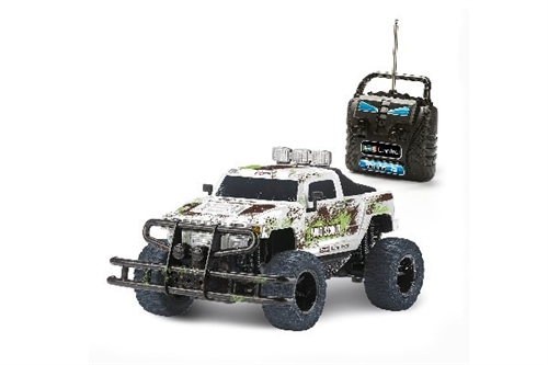 "RC TRUCK ""NEW MUD SCOUT"" 1:10"