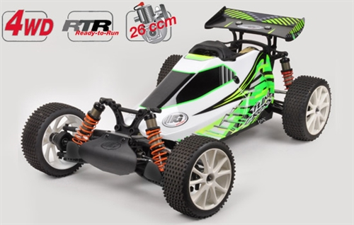 FG FUN CROSS WB535 RTR 4WD Off Road