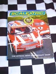Scalextric 50th Year Book