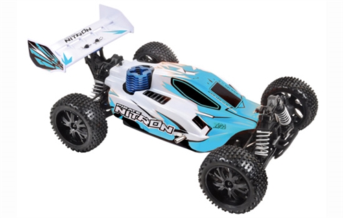 Pirate NITRON RTR  - 1:10 Nitro Buggy