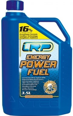 Nitro LRP Power Fuel 16%