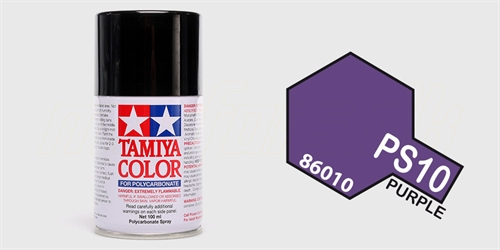 Tamiya spray Purple
