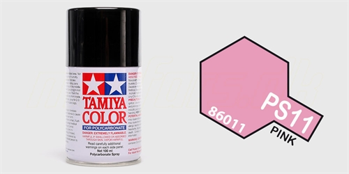 Tamiya spray Pink