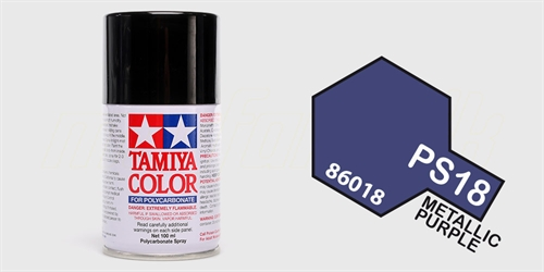 Tamiya spray Metallic Purple