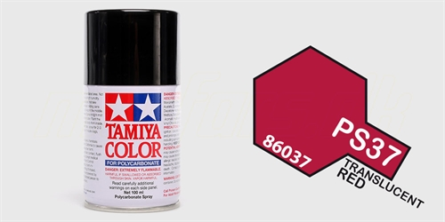 Tamiya spray Translucent Red