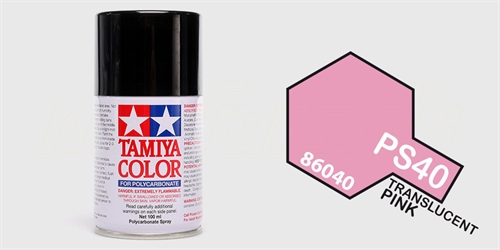 Tamiya spray Translucent Pink
