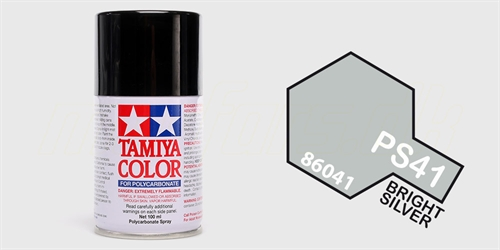 Tamiya spray Bright Silver