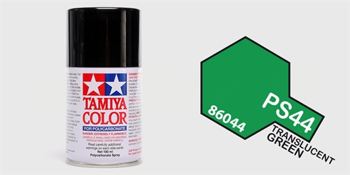 Tamiya spray Translucent Green