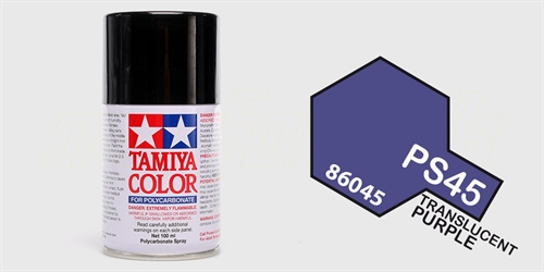 Tamiya spray Translucent Purple