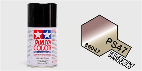 Tamiya spray Iridescent Pink/Gold
