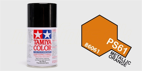 Tamiya spray Metallic Orange